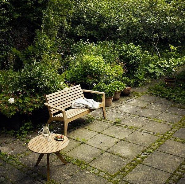 Ławki ogrodowe