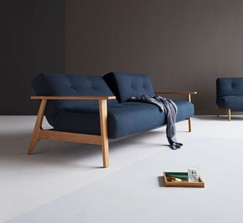 Sofas with sleeping function