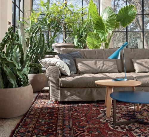 Tradycional sofas