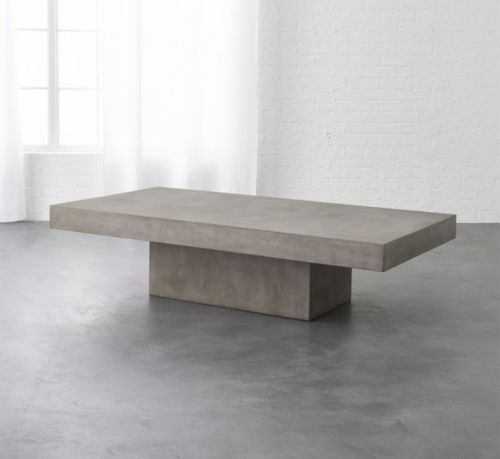 stoliki kawowe betonowe
