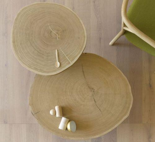 Stoliki okazjonalne drewniane