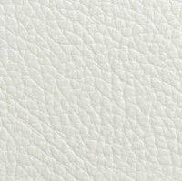 Toledo bianco leather
