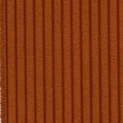 595 Corduroy Burnt Orange