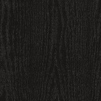 Dąb lakierowany na czarno