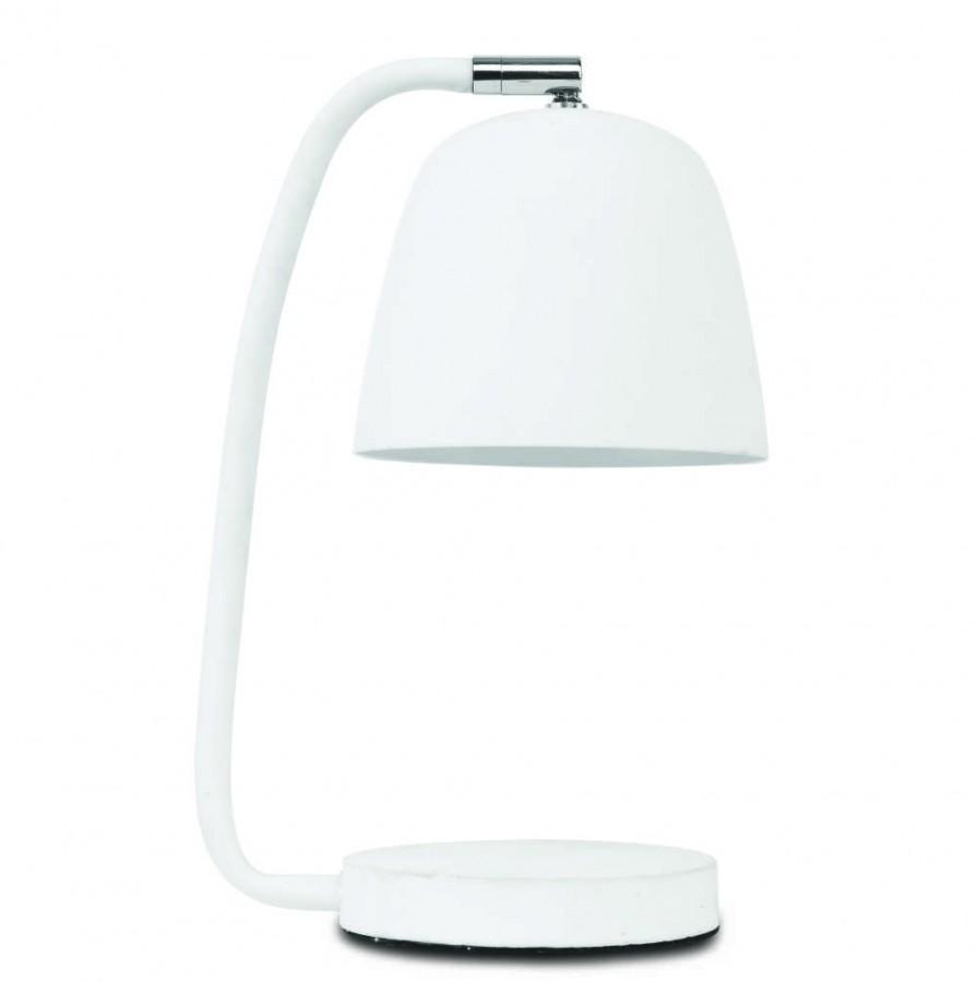 LAMPA STOŁOWA NEWPORT BIAŁA ITS ABOUT ROMI