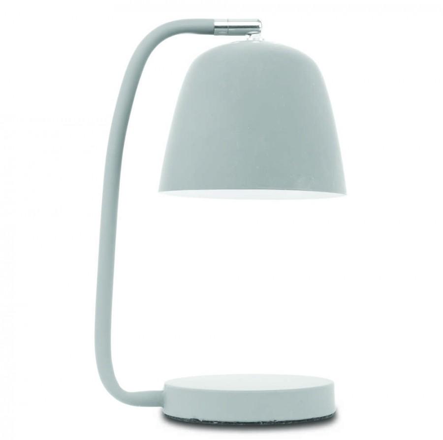 LAMPA STOŁOWA NEWPORT SZARA ITS ABOUT ROMI