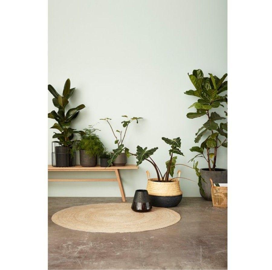 Dywan Okrągły Z Juty Hubsch Design Concept Salon Meblowy