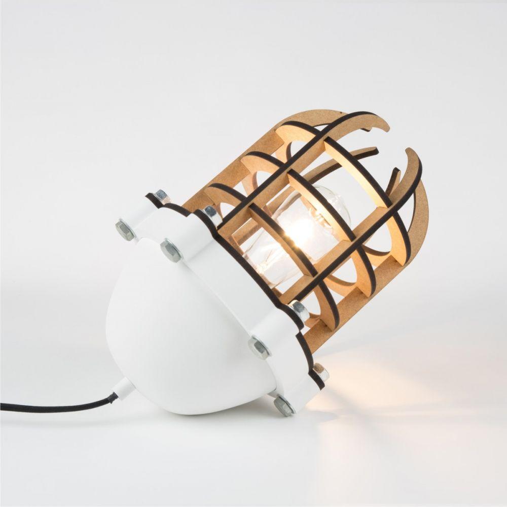LAMPA POD£OGOWA NAVIGATOR BIA£A ZUIVER