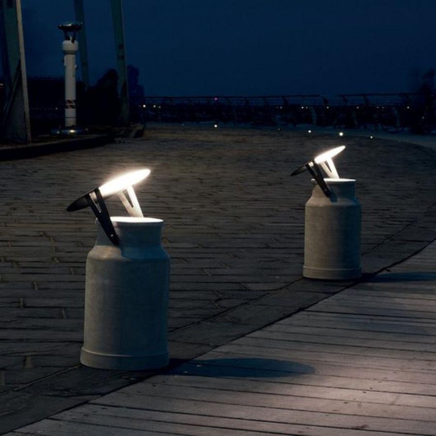 LAMPA PODŁOGOWA VIA LATTEA OUTDOOR KARMAN
