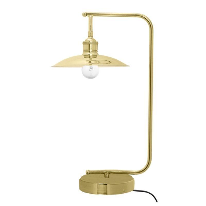 LAMPA STO£OWA MIED¯ BLOOMINGVILLE