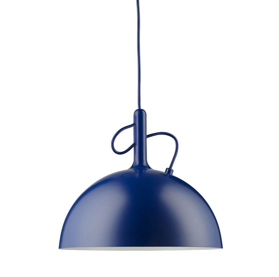 LAMPA WISZĄCA ADJUSTABLE MAŁA NIEBIESKA WATT A LAMP