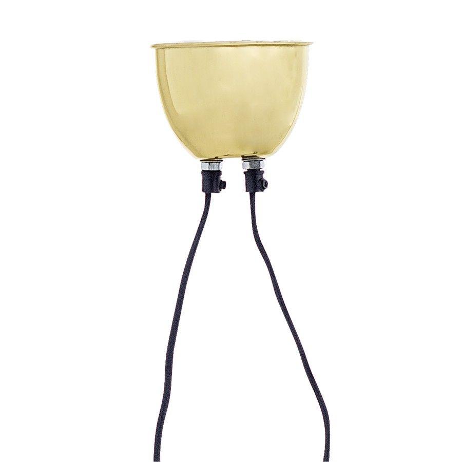 LAMPA WISZ¡CA GOLD 2 BLOOMINGVILLE