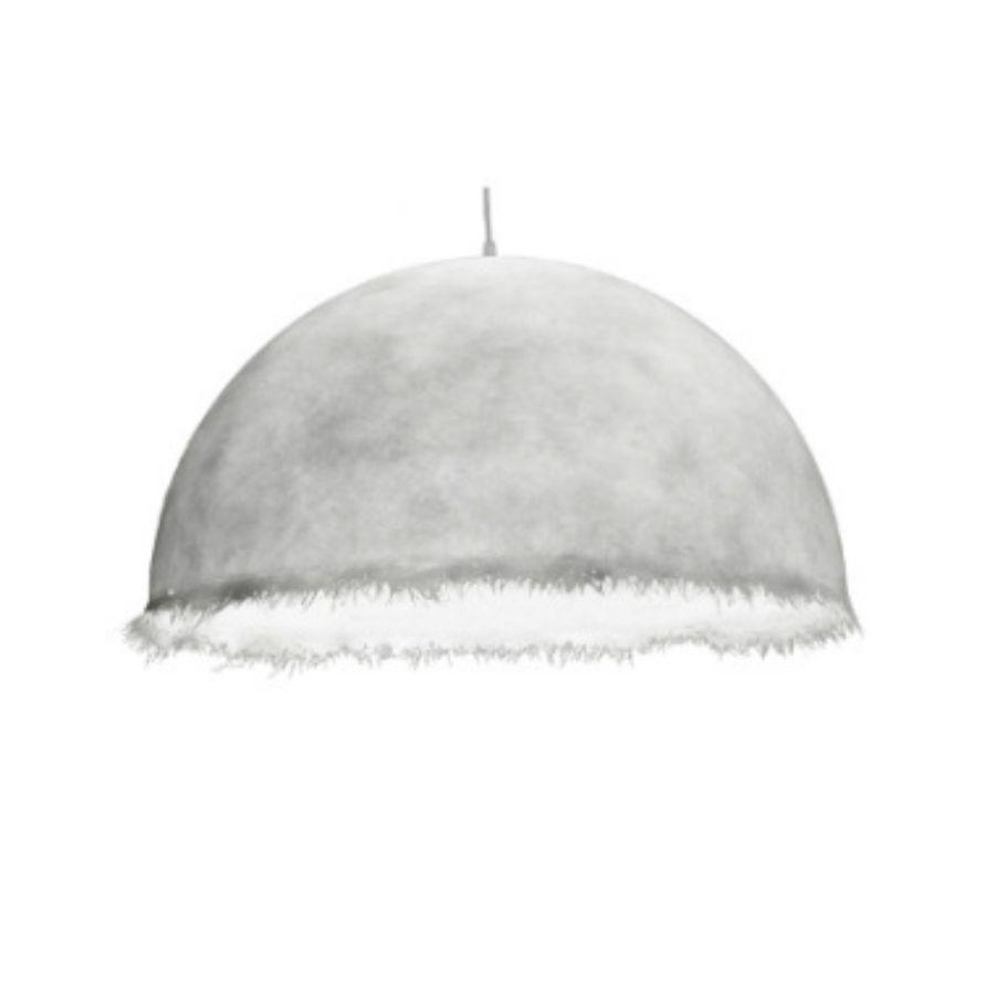 LAMPA WISZĄCA PLANCTON SZARA 45 CM OUTDOOR KARMAN