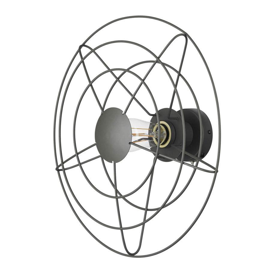 LAMPA ŚCIENNA RADIO 44 cm WATT A LAMP