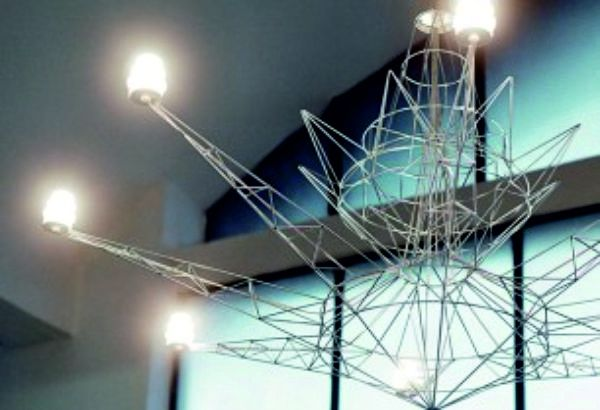 LAMPA WISZĄCA LIGHTWEIGHT FOSCARINI