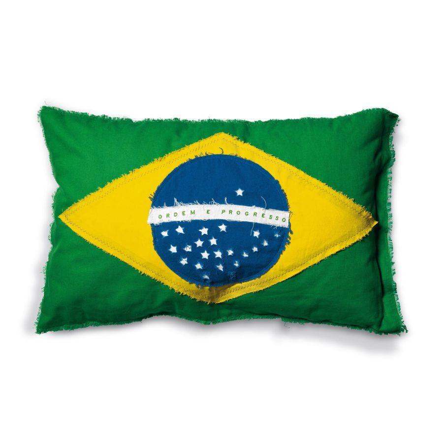 PODUSZKA FLAG CUSHIONS BRASIL SELETTI