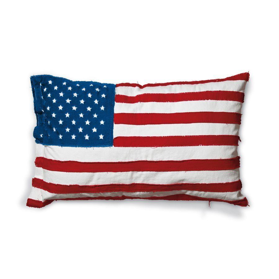 PODUSZKA FLAG CUSHIONS USA SELETTI