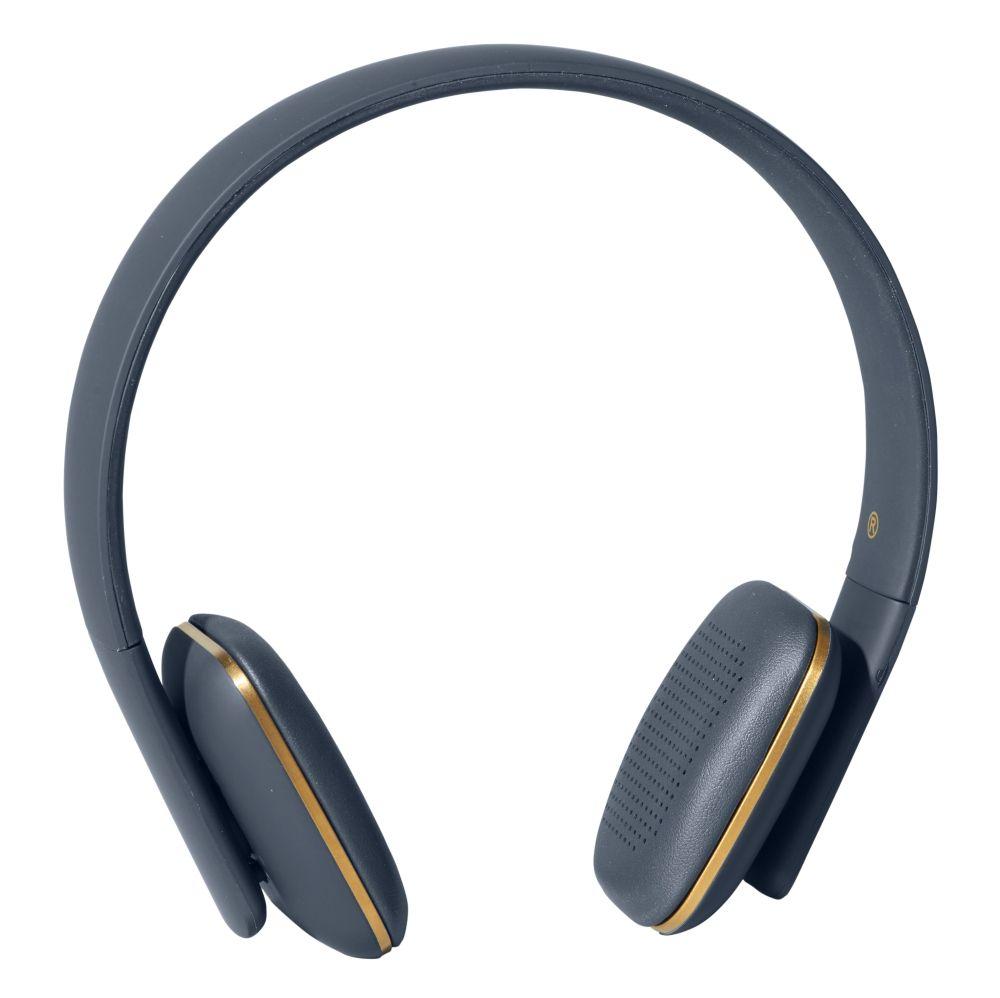 WIRELESS HEADPHONES AHEAD BLUE-GOLD KREAFUNK