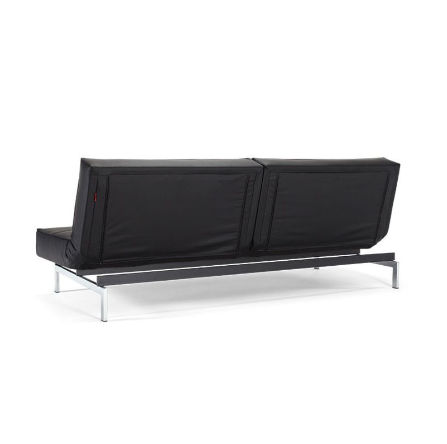 SOFA ROZK£ADANA SPLITBACK CZARNA INNOVATION