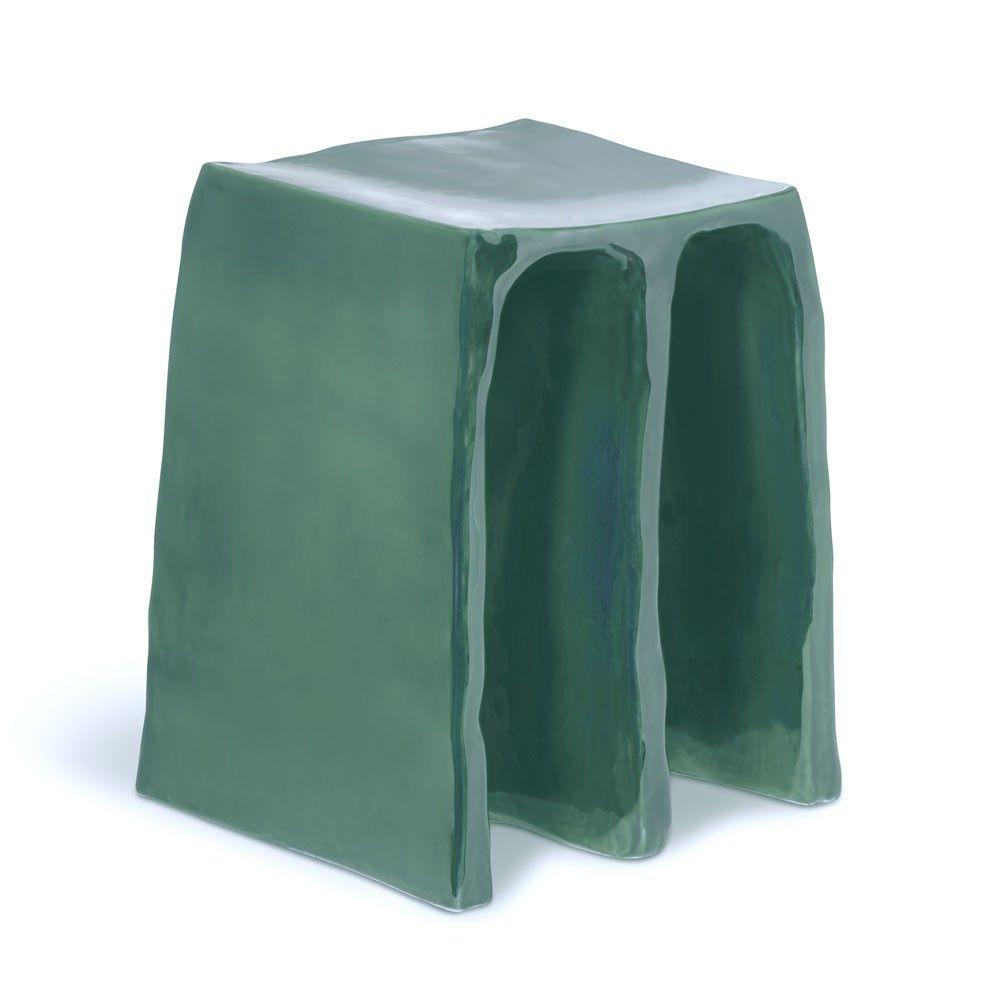 Stołek chouchou zielony Pulpo