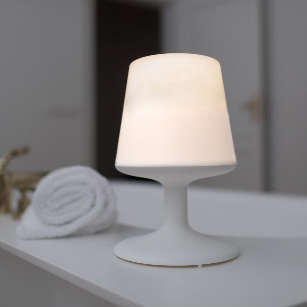 LAMPA STOŁOWA Light To Go organic różowa KOZIOL