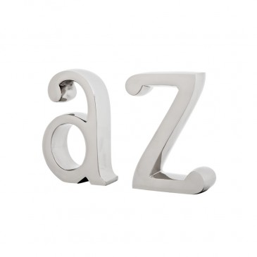 Zak³adki Book End A-Z Set Of 2 Eichholtz
