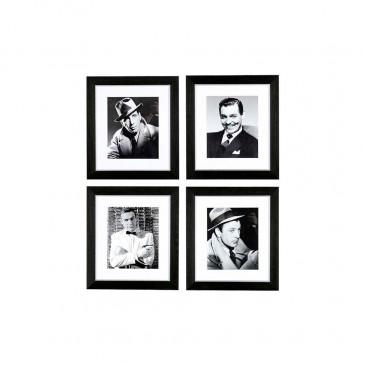 Obrazy Ec050 New Cinema Gentlemen Set of 4 Eichholtz