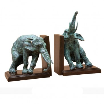 Zak³adki do ksi±¿ek Lazy Elephant set of 2 Eichholtz