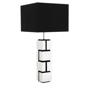 Lampa sto³owa Reynaud nickel Eichholtz