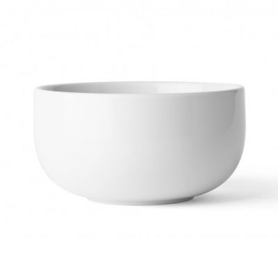 NEW NORM BOWL 10 CM WHITE MENU