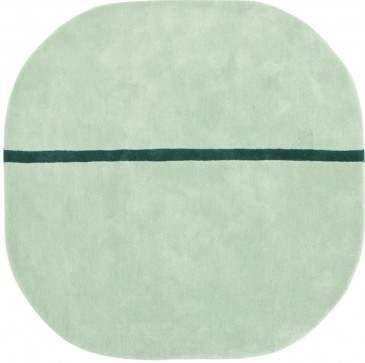 OONA CARPET 140X140 CM MINT NORMANN COPENHAGEN