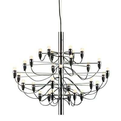 2097-30 chrome pendant lamp Flos