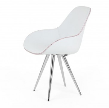 ANGEL CONTRACT DIMPLE TAILORED CHAIR KUBIKOFF