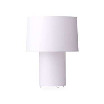LAMPA DOUBLE ROUND LIGHT BIA£A MOOOI