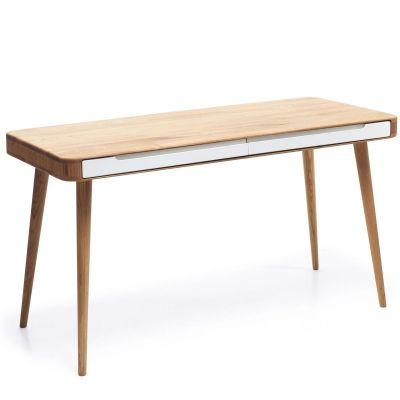 OAK DESK GLOS