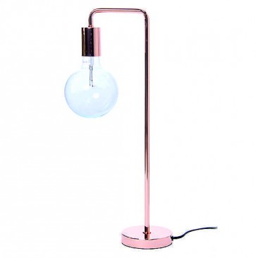 LAMPA STOŁOWA COOL COPPER FRANDSEN