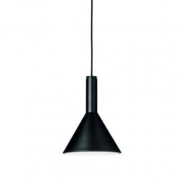 MEGAPHONE BLACK PENDANT LAMP WATT A LAMP