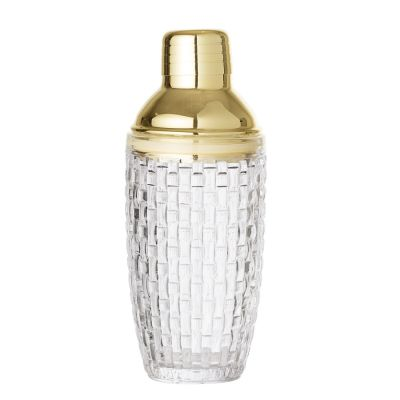 Shaker SZKLANY GOLD BLOOMINGVILLE
