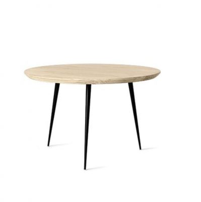 SIDE TABLE DISC S OAK MATER