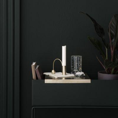 DONICZKA PLANT BOX CIEMNOZIELONA FERM LIVING