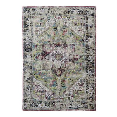 ORIENT AVLU GREEN NATURAL CARPET LOUIS DE POORTERE
