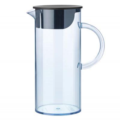 WATER JAR BLUE STELTON