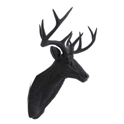 Dekoracja ¶cienna Antler Deer Rubber kare design