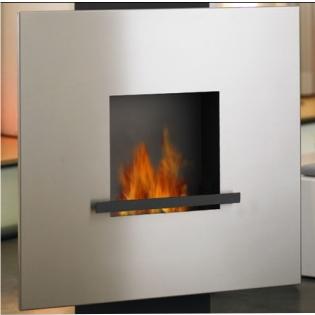 BIOKOMINEK FIRE&FLAME EDELSTAHL