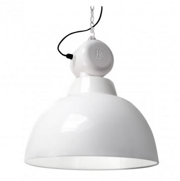 LAMPA WISZ¡CA FACTORY L BIA£A HK LIVING