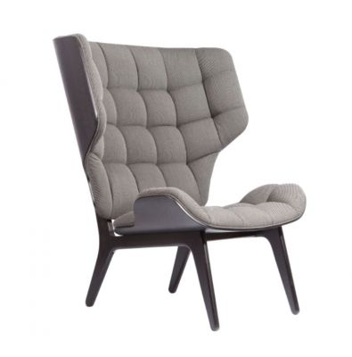 MAMMOTH ARMCHAIR BLACK OAK NORR 11