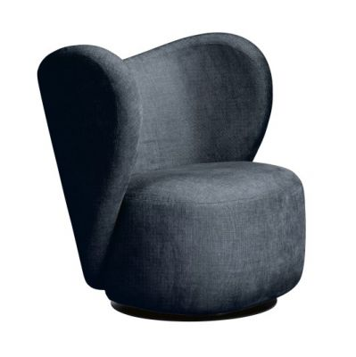 Fotel obrotowy little big chair Anthracite 4 NORR 11