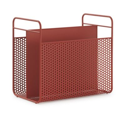 Analog Magazine Rack red NORMANN COPENHAGEN