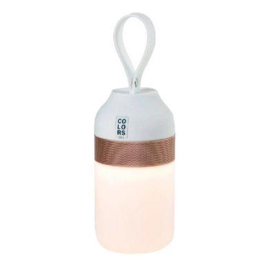 SPEAKER-LAMP FUNK MINI WHITE