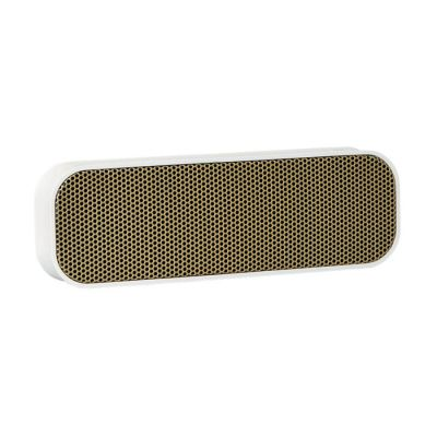 WIRELESS SPEAKER AGROOVE WHITE-GOLD KREAFUNK
